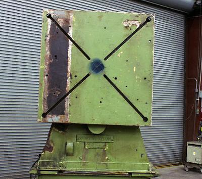 16000 Lb Worthingtonransome 6h Vertical Headstock Positioner - 26683