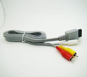 OFFICIAL-NINTENDO-Wii-TV-AV-RCA-SCART-COMPOSITE-LEAD-CABLE