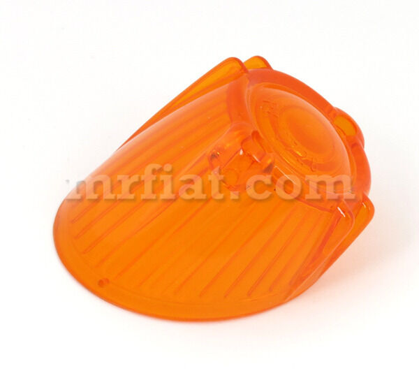 Renault Caravelle Round Amber Front Left Turn Light Lens New