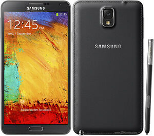Samsung Galaxy Note 3 32 GIG Black