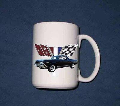 NEW  Chevy El Camino 15 Oz mug!! (8 different models) FREE SHIPPING!!