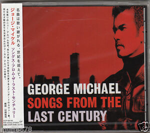 GEORGE MICHAEL SONGS FROM THE LAST CENTURY (1999) JAPAN CD VJCP-68190 WHAM