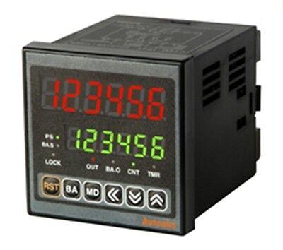 Digital Timer Counter Autonics Ct6s-1p4 Single Preset Various Function 6digit