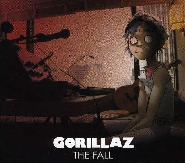 The Fall - Gorillaz CD CAPITOL