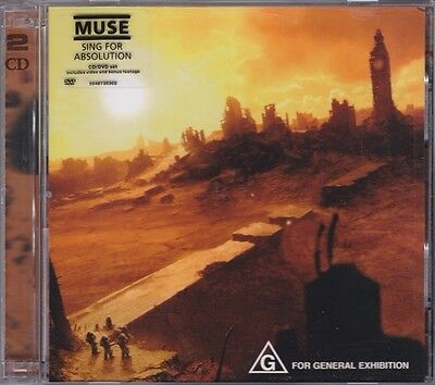 (Muse : Sing for Absolution (CD Single / DVD set) FMR 2004)