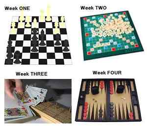 'Familiar Old Games' Drop-In Gaming Nights @ Games and Grounds Comox / Courtenay / Cumberland Comox Valley Area image 1