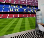 Vlies fotobehang Camp Nou Barcelona -