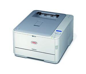 OKI C301dn Farblaserdrucker (A4, Drucker, Duplex, Netzwerk, USB)