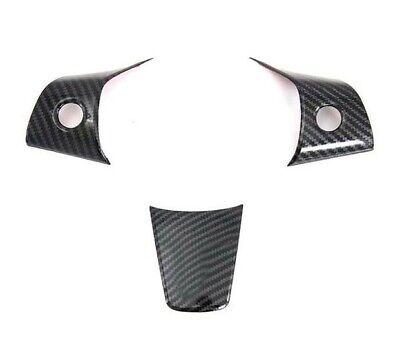 Tesla Accessories- Model 3 Carbon Fibre Steering Wheel Trim