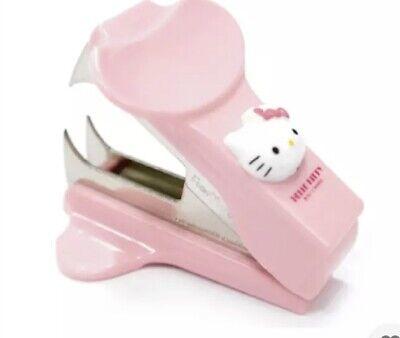 Hello Kitty Staple Remover Pink Kid Cute Gift Stapler Desk Office Teen Stapler