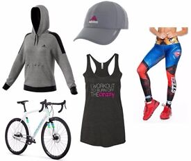 Clothing and Accessories for sale