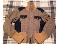 Women's Vintage Pepe Jacket Coat Size Medium / 10.