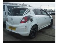 2014 Limited Edition Corsa Breaking
