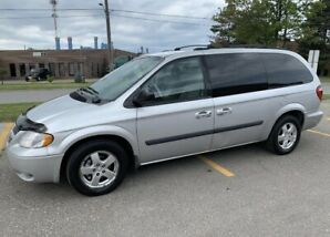 2005 DODGE GRAND CARAVAN CHRYSLER VAN  low km