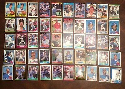 50 Selected Baseball Cards Mixed Lot Ungraded Mlb Shoptradingcards Com