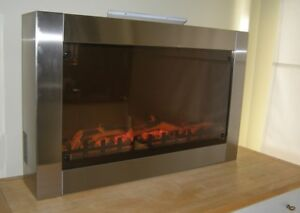 ACTIVE FLAME  WALLMOUNT ELECTRIC FIREPLACE