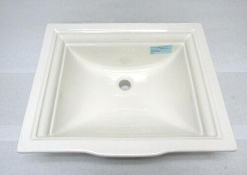 New Kohler 2339-96 Memoirs Rectangular Undermount Bathroom S