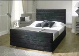 Brand new beds - luxury sleigh and divan 🛌 free delivery 👌
