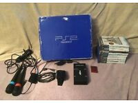 Boxed ps2 bundle
