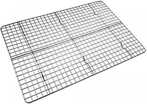 Checkered Chef Cooling Rack Baking Rack. Stainless Steel Oven and Dishwasher