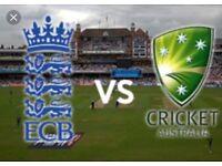 England v Australia - ODI - 4 Tickets - Kia Oval