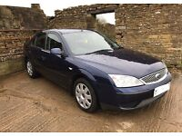 2005 FORD MONDEO 1.8 - NEW 12 MONTHS MOT - EXCELLENT RUNNER/CONDITION - BARGAIN