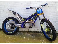 Stunning limited edition 2015 ST300 Albert cabestany factory sherco trials bike