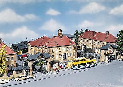 Faller 144042 neu Military Bundeswehr OVP Stabsgebäude