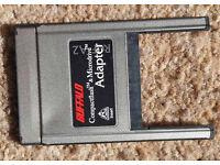 Buffalo Compact Flash and Microdrive Adapter