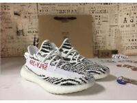 Yeezy boost V2 Zebra with Box
