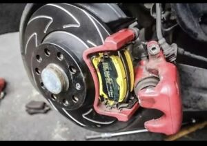 Car Brake SPECIAL (parts and labour)