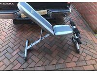 Elmis weight bench