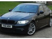 BMW 325 Professional Chauffeur Services