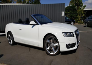 From $121* per week on finance 2009 Audi A5 Convertible