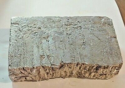 3 Kg And 496g Piece Of Bismuth Metal Ingot 7lb 11.3 Ounces Free Shipping