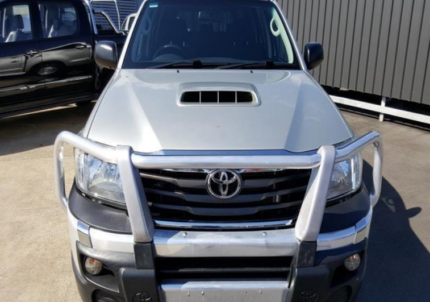 From $142* per week on finance 2014 Toyota Hilux Ute