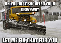 ON CALL 24/7 SNOW REMOVAL $30-$50!!