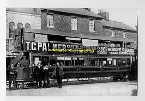 rp4041-Wolverton-Tram-at-Stoney-Stratford-photo-6x4