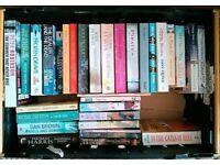 £1 for 2 books: Selection of Crime / Thriller / Suspense / Humour / Romance Novels