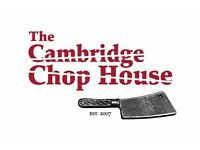 Experienced Chef De Partie Required