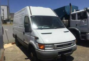 IVECO DAILY 2004 50C15  2.8 VAN Wrecking Now (WA) Ref :IVD683 Kenwick Gosnells Area Preview