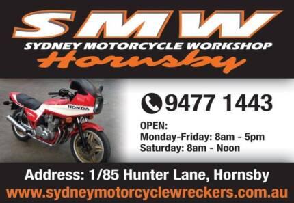 Sydney Motorcycle Warehouse