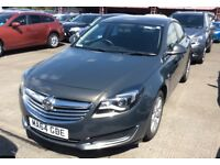 PCO REGISTERED | UBER READY | 2014 VAUXHALL INSIGNIA 2.0 CTDI (AUTO)