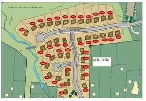 Beautiful Building Lot in Desireable Woodman's Grove (Wolfville)