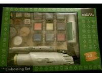 Craft Embossing set NEW & Boxed