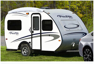 Pro-lite Mini travel trailer - SOLD