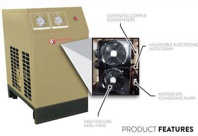 Gsi Refrigerated Air Dryer Gs75a Zeks Hankinson Wilkerson Donaldson Ir