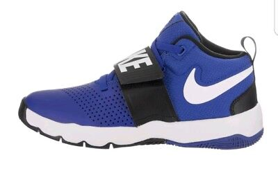 9bbb9a5c114 Nike Kids Team Hustle D 8 (Gs) Basketball Shoe size 4Y