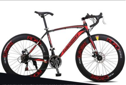 Brand New Cyber 70MM 700C 21sp Shimano Hybird RoadBike Eastwood Ryde Area Preview