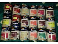 JOBLOT Dulux Feature Wall Paint 1.25L
